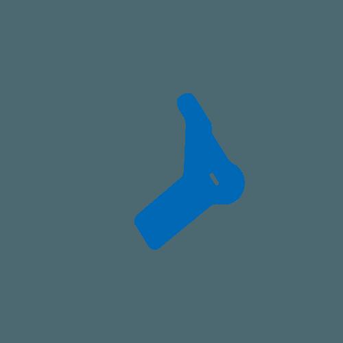 Elevation du pied pour diminuer l'oedeme